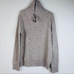 J. Crew NWT Wool Sweater M